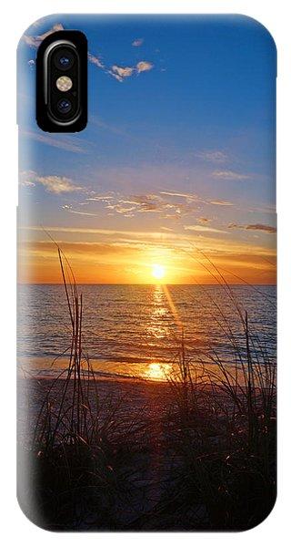 Southwest Florida Sunset IPhone Case