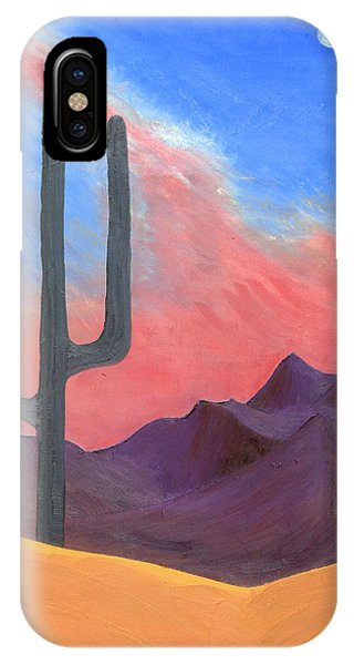 Southwest Scene IPhone Case