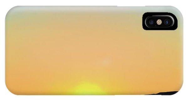 Southwestern Sunset IPhone Case