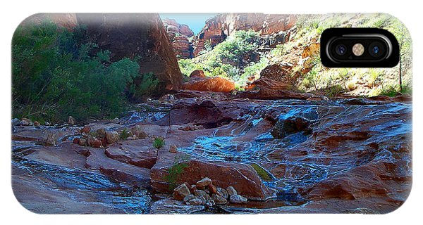 Sowats Creek Kanab Wilderness Grand Canyon National Park IPhone Case
