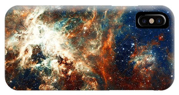 Space Fire IPhone Case