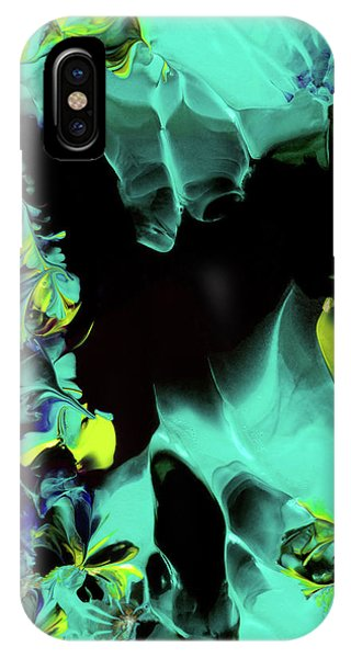 Space Vines IPhone Case