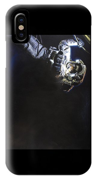 Professional iPhone Case - Spacewalk 1  by Simon Kregar
