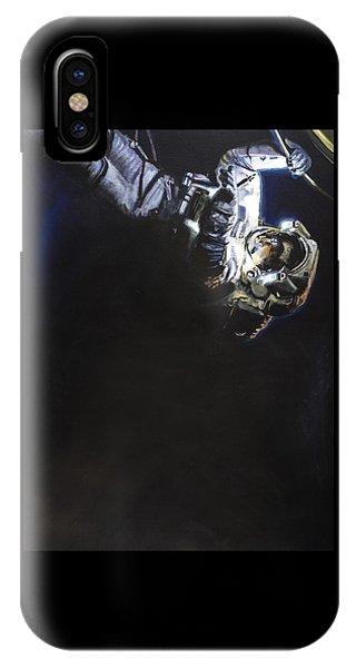 Spacewalk 1  IPhone Case