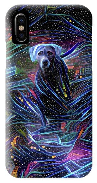 Spacey Lacy IPhone Case
