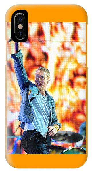 Coldplay iPhone Case - Coldplay4 by Rafa Rivas