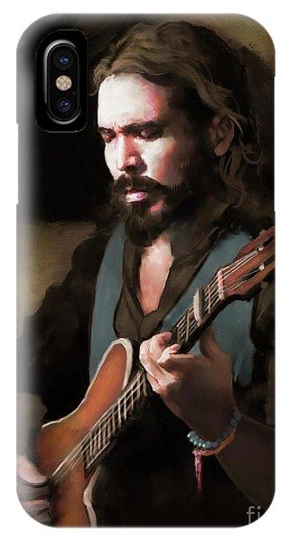 Spanish Guitar - El Javi IPhone Case