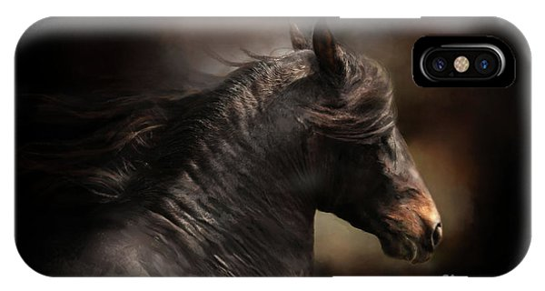 Spanish Stallion IPhone Case
