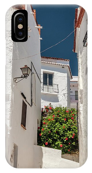 Spanish Street 2 IPhone Case