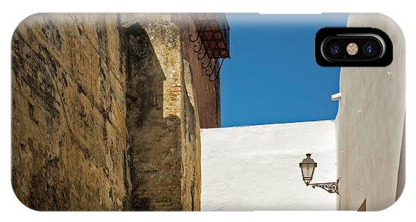 Spanish Street IPhone Case