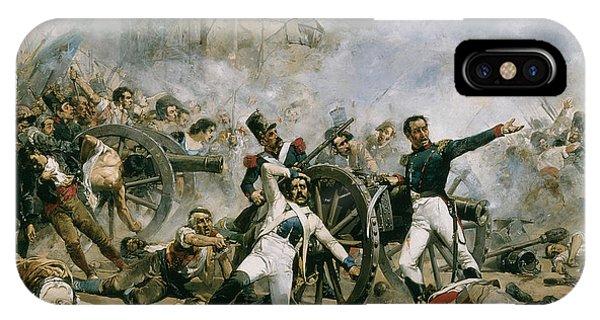 Spanish Uprising Against Napoleon In Spain IPhone Case