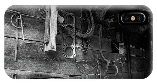 Spare Parts IPhone Case