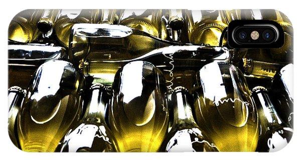 Sparkling Bottles IPhone Case