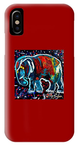 Sparky IPhone Case