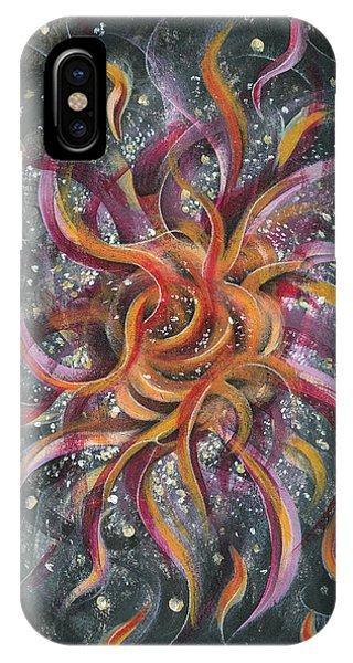 Spasmodic Bloom IPhone Case