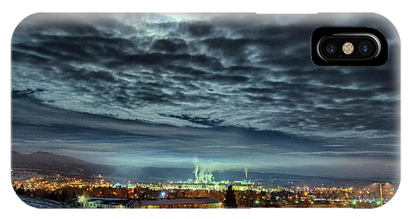 Spearfish Under The Moon IPhone Case