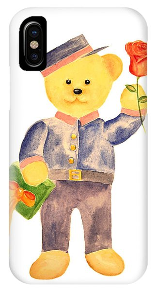 Special Delivery IPhone Case