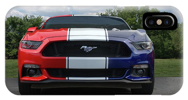 Special Edition 2016 Ford Mustang IPhone Case