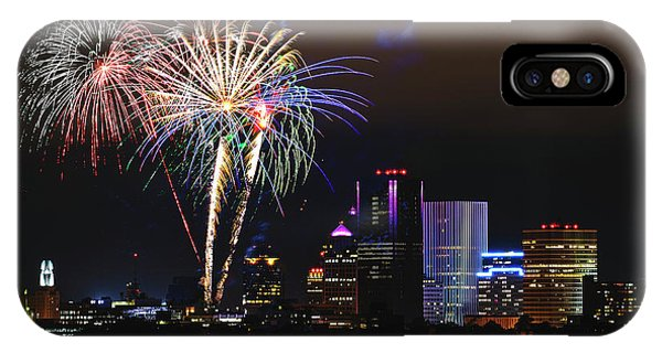 Spectacular Celebration IPhone Case