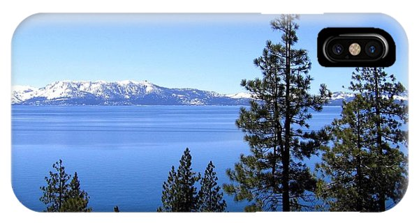 Spectacular Lake Tahoe IPhone Case