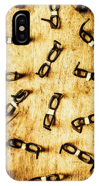 Object iPhone Case - Spectating A Geeky Visual by Jorgo Photography - Wall Art Gallery