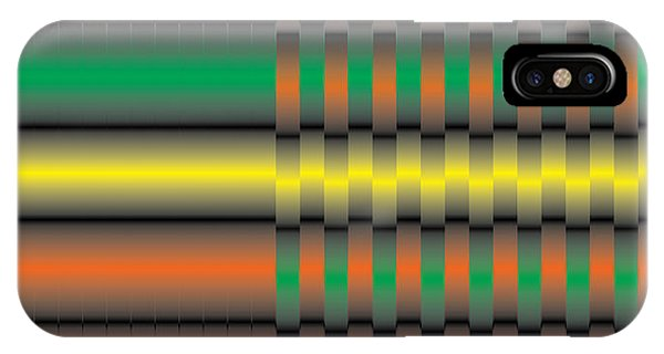 Spectral Integration IPhone Case