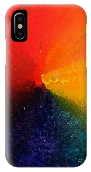 Spectral Spiral  IPhone Case