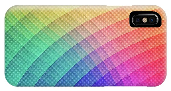 Spectrum Bomb Fruity Fresh Hdr Rainbow Colorful Experimental Pattern IPhone Case