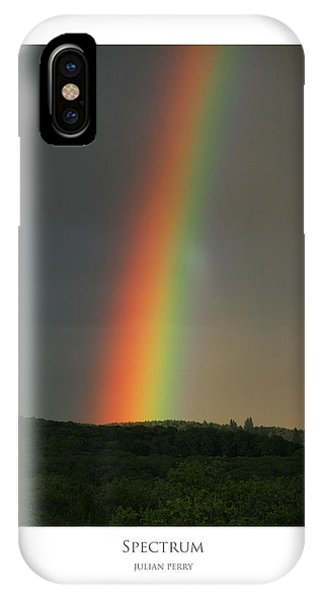 Spectrum IPhone Case