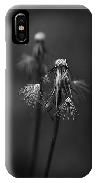 Spent Wishes IPhone Case