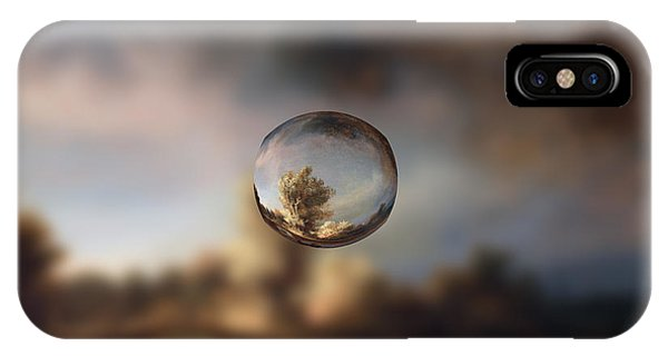 Sphere 13 Rembrandt IPhone Case