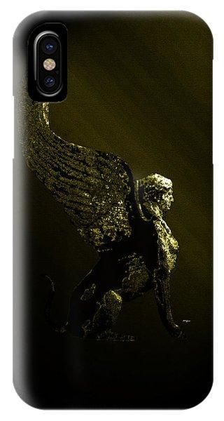 Sphinx IPhone Case