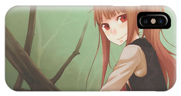 Spice And Wolf IPhone Case