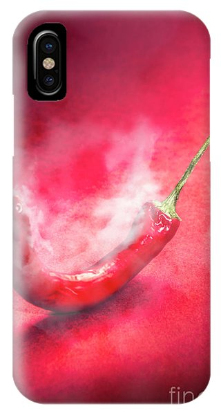 Tasty iPhone Case - Spicy Food Art by Jorgo Photography - Wall Art Gallery