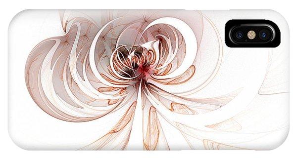 Spiderlily IPhone Case