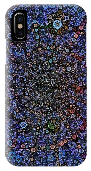 iPhone Case - Spiral Gallexy by Nick Heap