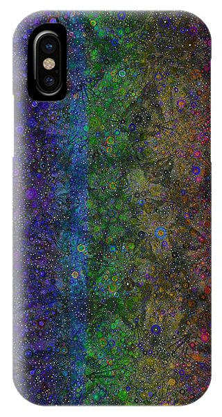 iPhone Case - Spiral Spectrum by Nick Heap