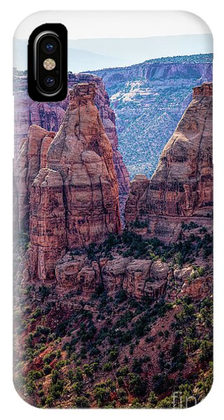 Spires And Mesa Country IPhone Case