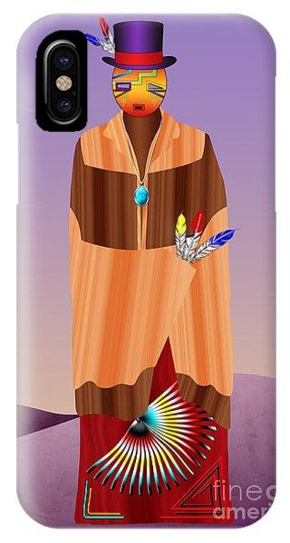 Spirit Civilized IPhone Case
