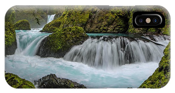 Spirit Falls IPhone Case