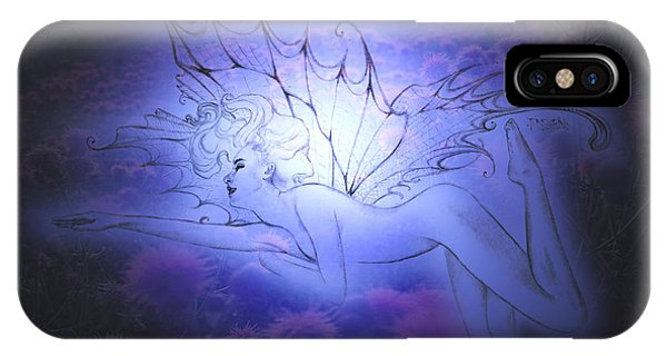Spirit Fay IPhone Case