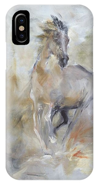 Spirit Horse IPhone Case