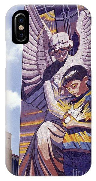Spirit Of Healing Mural San Antonio Texas IPhone Case