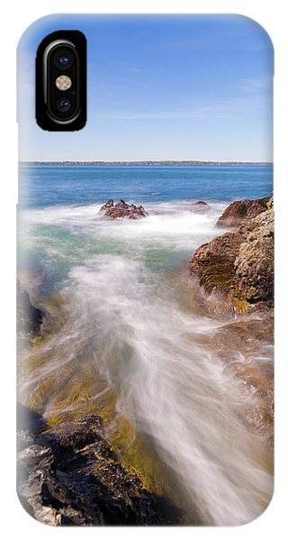 IPhone Case featuring the photograph Spirit Of The Atlantic by Brian Hale