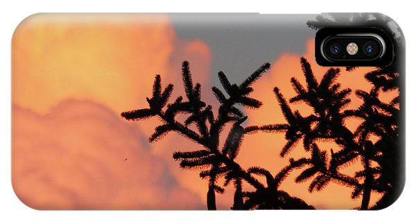 Spirit Pines IPhone Case