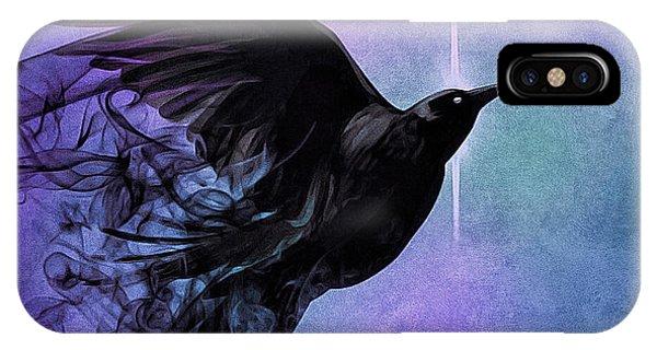Spirit Raven IPhone Case