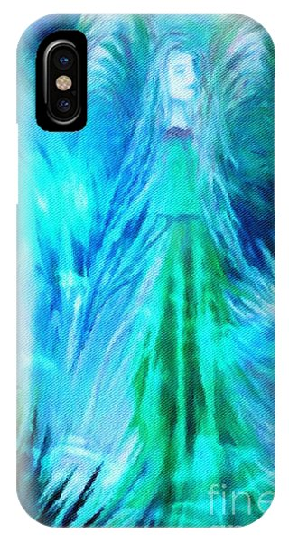 Spirit Sanctuary IPhone Case