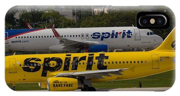 Spirit Spirit IPhone Case