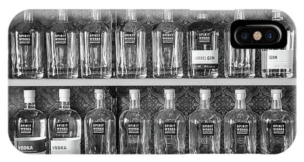 Spirit World Bottles IPhone Case