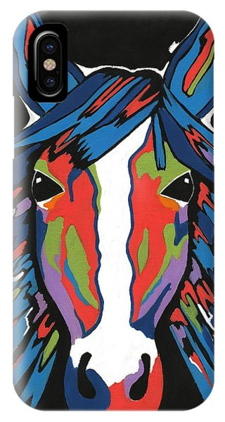 Spirited Horse IPhone Case